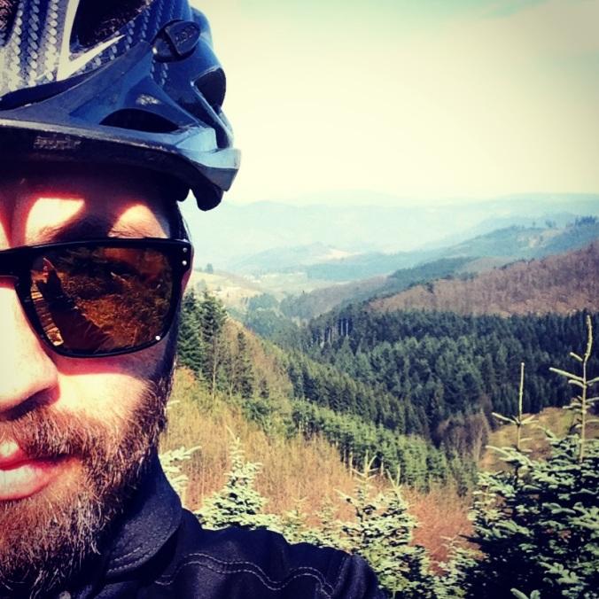 Mit dem Mountainbike zum Mooskopf
